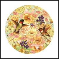 Hummingbirds and Berries - DIY Chart Counted Cross Stitch Patterns Needlework