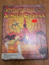 Dragon's Lair: Escape From Singe's Castle (Commodore Amiga, 1989) - CIB