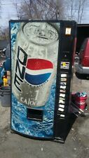 Dixie Narco Rare Discontinued Pepsi One Pop Machine