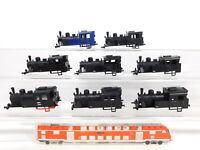 CE409-1# 7x Märklin H0 Gehäuse für 3029 Tenderlok/Dampflok/Lokomotive, 2. Wahl