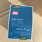 The new NDR-480-24 is suitable for MEAN WELL power supply 24V 20A 480W