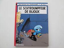SCHTROUMPFS T17 EO1994 BE/TBE LE SCHTROUMPFEUR DE BIJOUX EDITION ORIGINALE