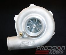 PRECISION PT5558 JOURNAL BEARING TURBOCHARGER B-COVER V-Band In/Out 0.64 A/R