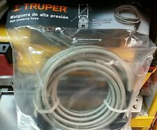 MANG-2000X High Pressure Hose Truper For Electric Pressure Washer  25 Ft