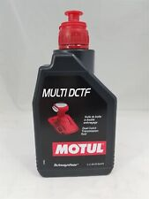 105786 Motul MULTI DCTF Performance Technosynthese®,Dual Clutch Trans (1 Liter)