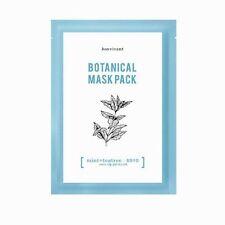 Botanical Mask Pack Pore Tightening And Sebum Control Mint Tea Tree