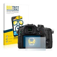 2x BROTECT Screen Protector for Panasonic Lumix DMC-GH4 Protection Film