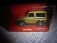 Herpa 3076 MB 500 Geländewagen    OVP  1:87