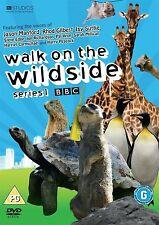 Walk On The Wild Side Series 1 Jason Manford, Rhod Gilbert NEW SEALED UK R2 DVD
