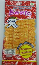 Bento Thai Squid Seafood Snack Sweet&Spicy Flavor Squid Mixed Surimi 5g FreeShip