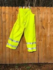 Scotchlite Reflective Material Class E Bib 3x New With Tags