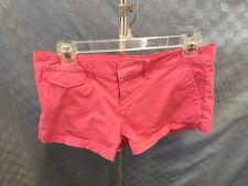 """BILLABONG HOT PINK  Shorts SIZE 7  COTTON STRETCH WAIST 32"""" X 2.5"""""""