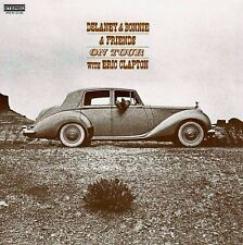 Delaney & Bonnie & Friends ON TOUR WITH ERIC CLAPTON 180g New Sealed Vinyl LP