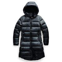 The North Face Metropolis III Parka 550 Down Fill Jacket Black NWT Women's Sz XS