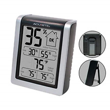 House Greenhouse Indoor Digital Humidity Thermometer Monitor Wireless