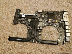 🍏 Logic Board Apple MacBook Pro 15 A1286 2.2GHz i7 Early 2011 WARRANTY READ #2