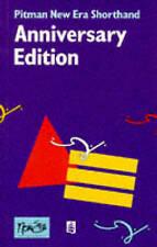 Pitman New Era Anniversary Edition: Anniversary Edition, Good Condition Book, O'