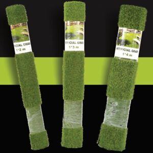 New Cheap Artificial Grass Roll Remnant Offcut Mat 30mm + Thick  CHEAP UK