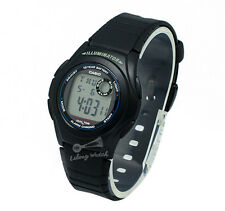 -Casio F200W-1A Digital Watch Brand New & 100% Authentic