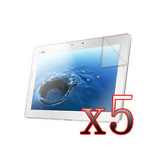 """T2 5x LCD Screen Protector Shield Film For 10.1"""" Asus Transformer Pad TF103C"""