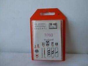 Herei H0 3310 Bausatz Vorsignal s.Foto m.OVP WH5332