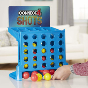 Connect 4 Shots Bounce Board Game Educational Family Toys Christmas Gift Game
