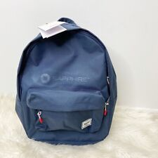 Herschel Supply Co. Navy Blue Classic Backpack One Size $55 Men Women NWT New