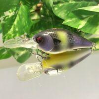 Redear Sunfish KDS Custom Extra Deep Diving Fat Crankbait XD DD