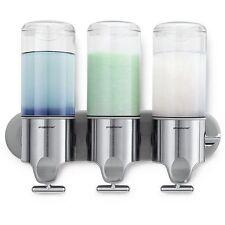 Markenlose Badezimmer-Seifenschalen-spender aus Edelstahl