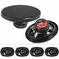 """Cerwin Vega H7693 6"""" x 9"""" 3 Way Coaxial Car Speakers 4 Ohm 420 Watts Max 4 Pack"""