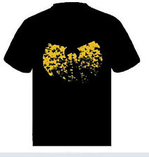 Wu Tang Killa Bees   Music punk rock t-shirt  S-M-L-XL-XXL NEW