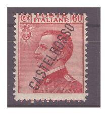 CASTELROSSO 1924  -   CENTESIMI 60   NUOVO **