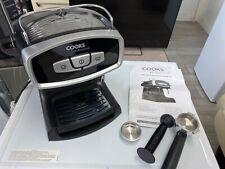 Cooks Professional macchina per il caffè Espresso Maker 19 BAR BARISTA digitale 950W