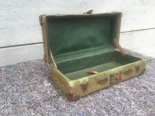 Vintage small suitcase / briefcase TC130618C