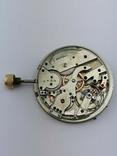 Possibly Unique High Grade Repeater Pocket Watch Movement - Working - To Restore