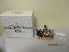 "1998 Fitz & Floyd Charming Tails - ""A Collection Of Friends"" Signed, Dated W/Box"