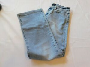 American Eagle Outfitters Femmes Jeans Pantalon Taille 4 Coupe #12672M-14 Guc