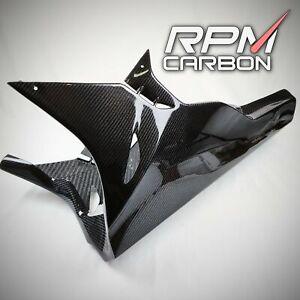 BMW S1000RR Carbon Fiber Belly Pan Racing