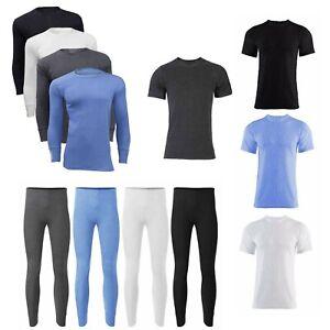 Thermal Underwear Undershirt Set Selectable Subtle Curled M-4XL Ski Warm New