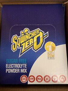 Sqwincher Qwik Stik 20 Qwik Stik Tubes Each Contains 10 - .11oz Sticks 200 Total