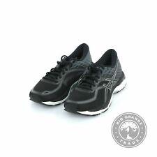 NEW ASICS Women's Gel-Cumulus 19 Running Shoes in Black / White / Black - 10