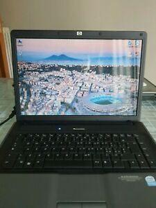 ComputerRigenerato Portatile Pc Netbook Notebook Hp 530 Windows 7 Alimentatore
