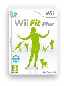 Wii Fit Plus - Game Only - Nintendo Wii