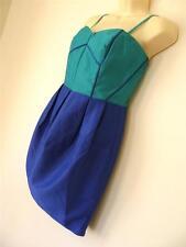 Portmans Polyester Cocktail Solid Dresses for Women