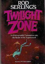 Rod Serling's Twilight Zone, Walter B. Gibson, 0517413183, Book, Good