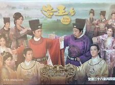 King Maker TVB Series-28/4DVD-Cantonese/Mandarin Audio-English/Chinese Subtitles