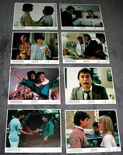 1987 Like Father Like Son, Lot of 8 color 8 x 10 movie stills