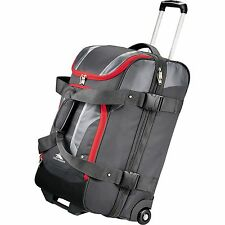 "High Sierra AT3.5 26"" Wheeled Upright Duffel Bag / Travel Backpack Duffel - New"