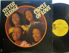 Sister Sledge - Circle of Love  (Atco 36-105)