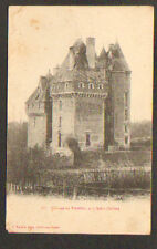 SABLE-sur-SARTHE (72) CHATEAU de VERDELLES avant 1904